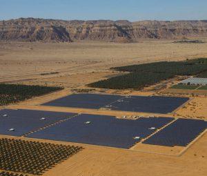 Eilat – Eilot Renewable Energy